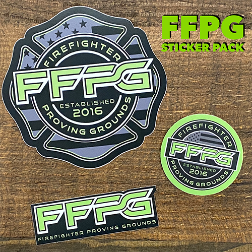 FFPG Sticker Pack