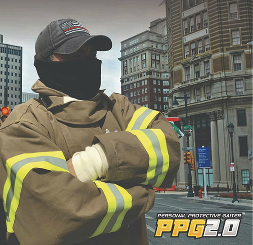 GLO-JO™Personal Protective Gaiter™2.0 (PPG™ 2.0 Scarf)