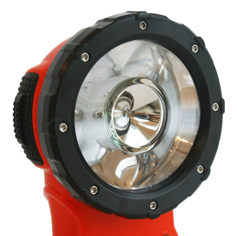 Responder - Right Angle LED - Rechargeable